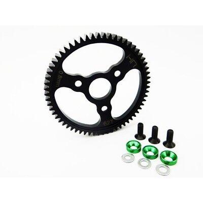 Hot Racing Traxxas Emaxx 62t Steel Spur Gear 32p .8mod SERVO262