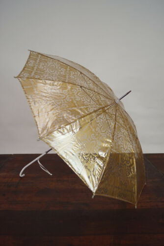70er True Vintage Umbrella Retro Sunshade Umbrella