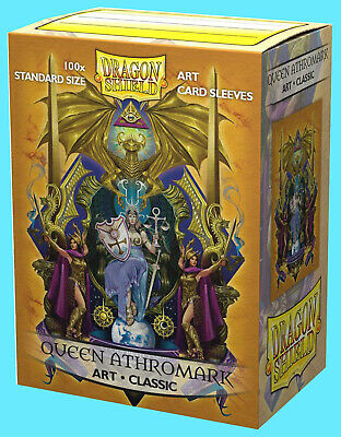 DRAGON SHIELD Saturion Arcania Coat of Arms 100 CARD SLEEVE DECK PROTECTORS MTG