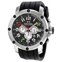 TW Steel Grandeur Tech Dario Franchitti Edition Chronograph Mens Watch TW608