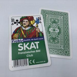 À partir de 0,94 € l'unité Jeux de cartes Skat Club Photo française, cartes à jouer Frobis