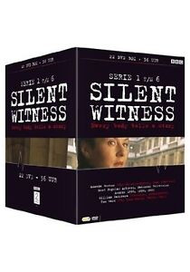 Silent-Witness-Series-1-6-22-DVD-Box-Set-Silent-Witness-Season-One-to-Si