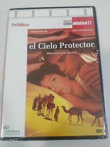 Il-Cielo-Protezione-DVD-Slim-Bernardo-Bertolucci-Spagnolo-English-Sealed-New-New