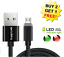 1-3-6-10-Feet-USB-FAST-Rapid-Charger-Charging-Cord-LED-Cable-Wire-Samsung-Phone thumbnail 1