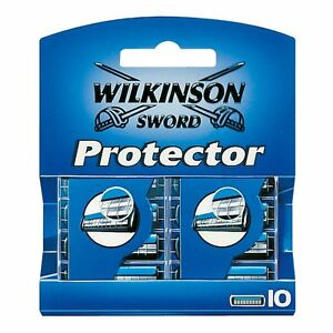 Sword-Protector-133-Razor-Blade-Refill-Cartridges-Pack-of-10