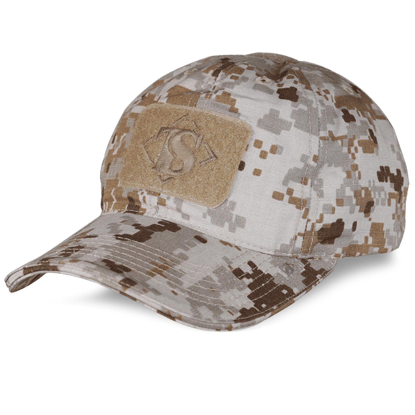 NEW MILITARY COOL CAMOUFLAGE ARMY BASEBALL CAP ARMY URBAN MULTICAM CAMO URBAN