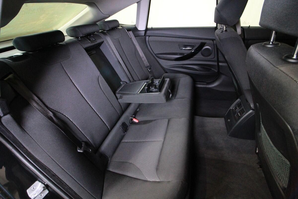 BMW 320d 2,0 Gran Turismo Executive aut.