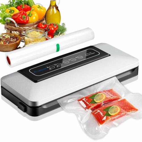 Aobosi scelleuse sous vide//5 en 1 automatique Food Sealer machine pour stockage des aliments et
