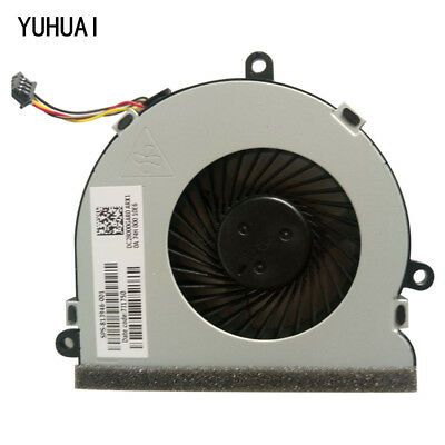 New For HP Pavilion TPN-C125 TPN-C126 HQ-TRE Cpu Fan 4PIN with Silicone grease