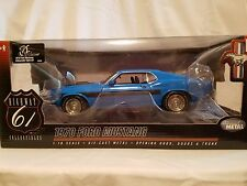 1/18 Diecast Highway 61/DCP 1970 Ford Mustang Sidewinder Special (RARE)