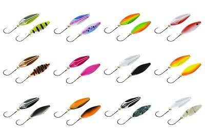 Spro Trout Master Incy Spoon 2,5g Ver Farben und Größen Forelle Barsch Micro
