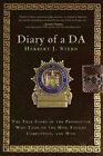 Diary of a DA: The True Story of the Prosecutor Who Took on the Mob, Fought Corruption, and Won by Herbert J. Stern (Paperback, 2014)
