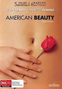 AMERICAN-BEAUTY-1999-Region-4-DVD-Kevin-Spacey-Annette-Bening-New-Sealed