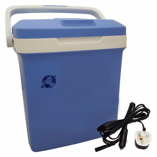Portable Car Picnic Camping Voyage Chaud /& Cooler Box 12 V 26 L AC//DC Mini Frigo