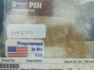 Dterm PSII Group Assistant CD # 0233002