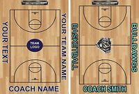 Custom Basketball Clipboard Dry Ease Great Coach's Gift