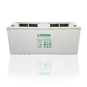 Deep-Cycle-Lead-Acid-Battery-12V-150Ah-HOPPECKE-Solar-Off-Grid-Maintenance-Free