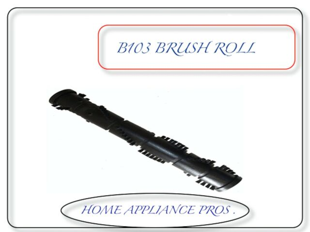 """Genuine Bissell 15/"""" Brush Assembly for Upright Vacuums Brush Roll  # B103"""