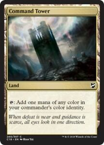Magic the Gathering NM 1x FORGE OF HEROES MTG Commander Land