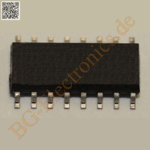 1 x TLC2254AID Operationsverstärker operational amplifier OPV O TI SO-16 1pcs