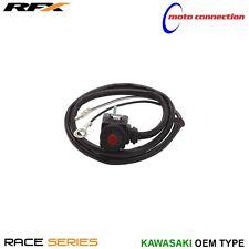 RFX RACE SERIES OEM TYPE KILL SWITCH KILL BUTTON FOR KAWASAKI KX125 KX250 1991