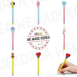 BT21-Character-Heart-Gel-Pen-Ball-Point-Pen-7types-Official-K-POP-Authentic-MD