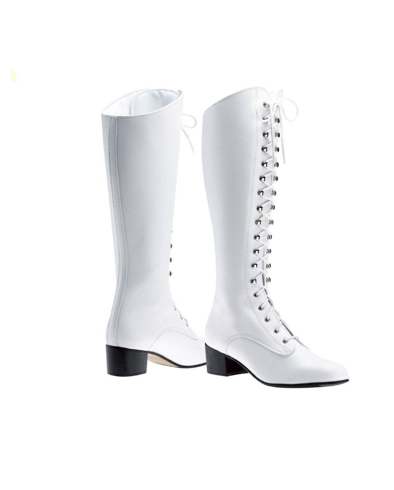 Stivali Majorettes alti in pelle Anniel 2963. Suola in cuoio  e gomma, tacco cm 5  cost-effective