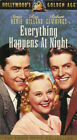 Everything Happens at Night (VHS, 1994)