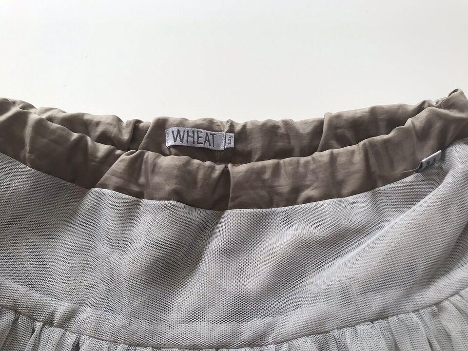 Nederdel, tylskørt, Wheat
