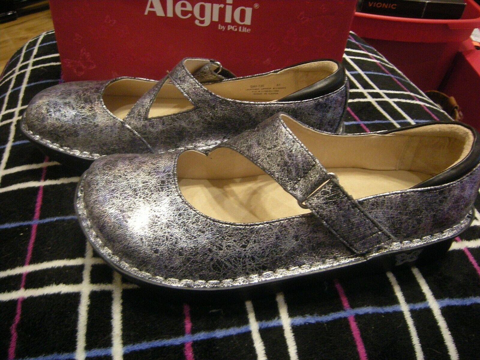 New New New donna Ice Ice Baby Alegria Dayna scarpe, Dimensione 10   40 5c380d