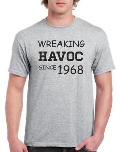 21st-30th-40th-50th-60th-70th-80th-Birthday-Gift-Present-T-Shirt-Wreaking-Havoc