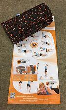 Blackroll Orange 30 cm FLOW Faszienrolle Standard Massagerolle