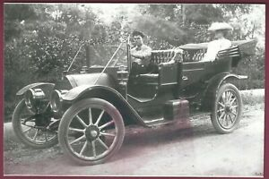 Reproduction-Photo-of-Old-Car-6-034-x-4-034
