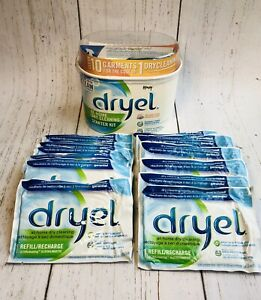 Dryel At Home Dry Cleaning Starter Kit With 12 Refills ...