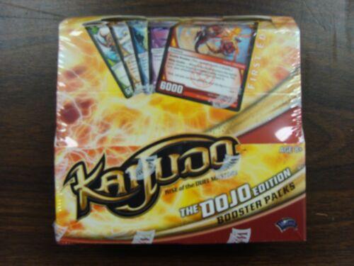 Dojo Edition Sealed Booster Box Kaijudo