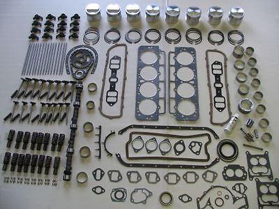 364ci Buick 1957 58 59 60 61 bearings rod main SPECIFY SIZE Century Riviera