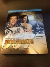 James Bond 007 Moonraker Amazon Exclusive Blu-Ray SteelBook
