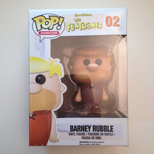Funko Pop - Hanna-Barbera - Barney Rubble (02)