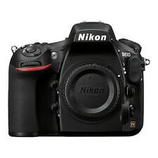 Nikon D D810 36.3MP Digital SLR Camera - Black (Body Only)