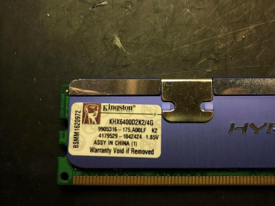 Kingston m.m., Blandet, DDR SDRAM