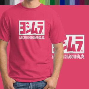 Hideo-Pops-Yoshimura-Superbike-Motorcycle-Mens-Unisex-Short-Sleeve-Tee-T-Shirt