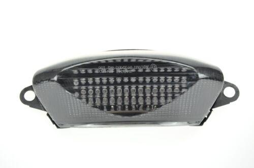 LED Feu arrière fumè clignotant intégré tail light Honda 97-05 VTR 1000//1000F