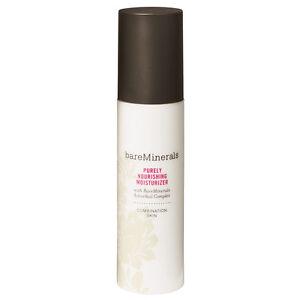 Bare Escentuals bareMinerals Purely Nourishing Moisturizer: Combination Skin 6 Pack - Retinol Advanced Brightening Serum 1 oz