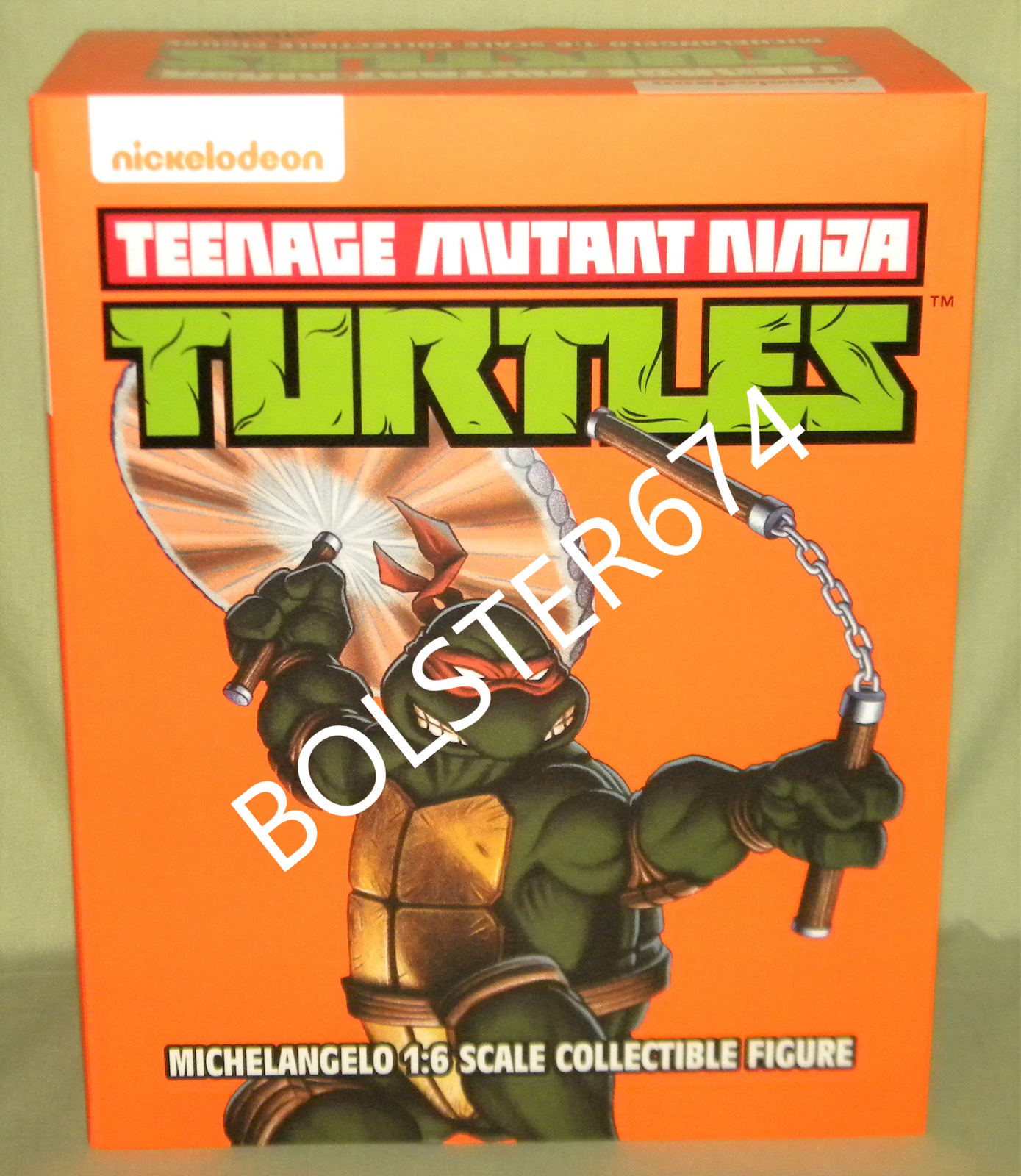 MICHELANGELO 1 6 Scale Collectible cifra Mondo Teenage Mutant Mutant Mutant Ninja Turtles 5f85ac