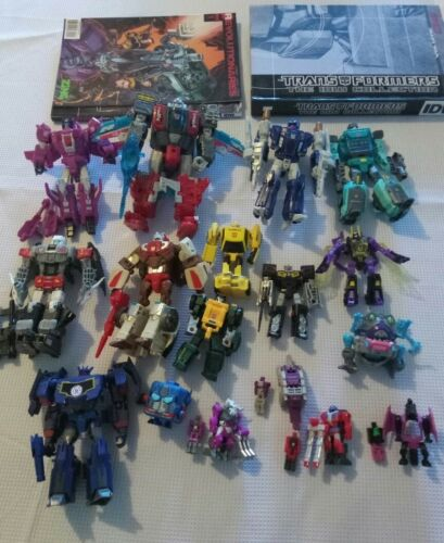 Transformers Collection IDW comics, Generations figures, POTP, TR MAKE OFFER