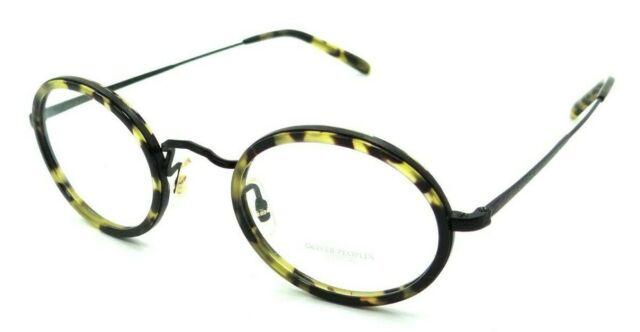 3b153d99fd Oliver Peoples Rx Eyeglasses Frames MP-8 1215 5062 46x23 Vintage Dark  Tortoise