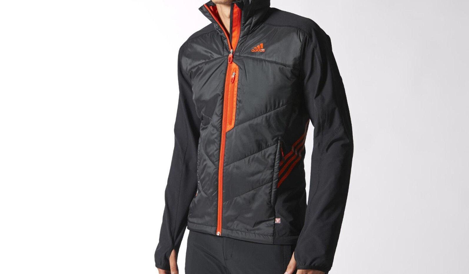 Adidas Outdoor Outdoor Outdoor Jacke Terrex Skyclimb Insulation 2 Größe 50 schwarz NEU 65a82b