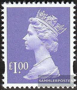 Grossbritannien-1585-kompl-Ausg-postfrisch-1995-Freimarke