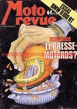 MOTO REVUE 2396 Dossier BMW R100 RT MORINI 500 APRILIA 125 PARIS DAKAR 1979