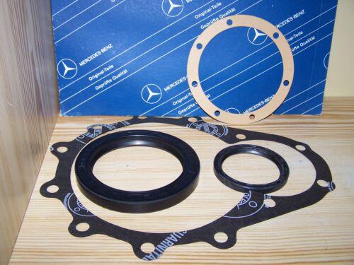 Unimog 404 Set of Seals /& Gaskets for One Axle Portal Box Hub Reduction Unit